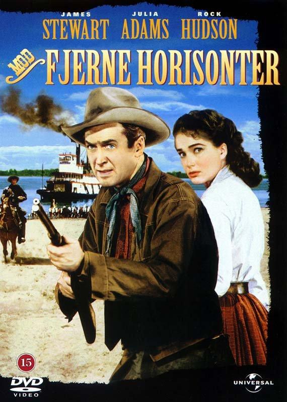 Billede af Bend Of The River / Mod Fjerne Horisonter - DVD - Film