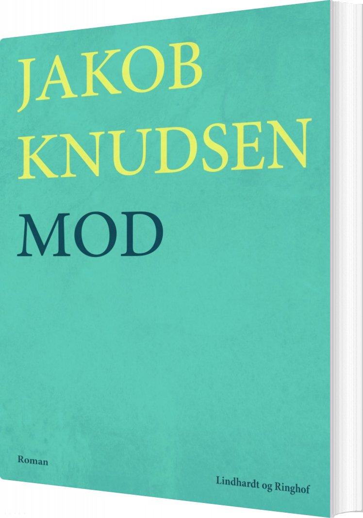 Mod - Jakob Knudsen - Bog