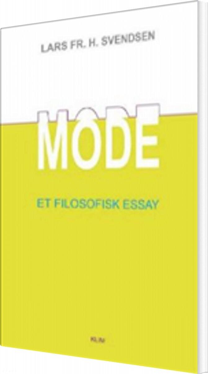 Mode - Lars Fr. H. Svendsen - Bog