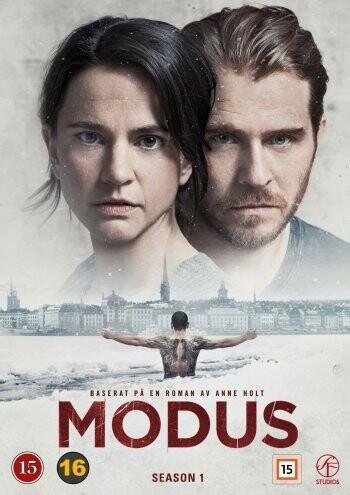 Image of   Modus - Sæson 1 - DVD - Tv-serie