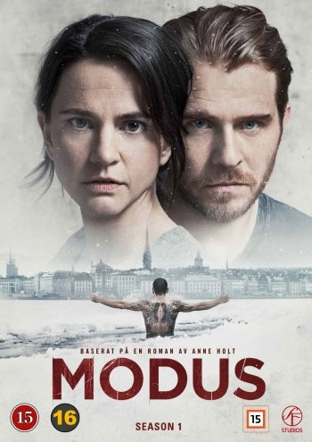 Image of   Modus - Sæson 1 - DVD - Tv-serie