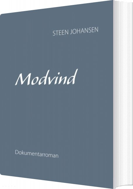 Modvind - Steen Johansen - Bog