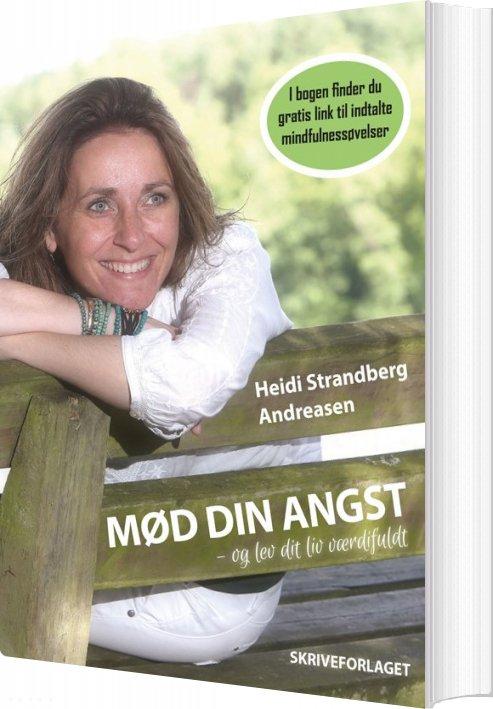 Mød Din Angst - Heidi Strandberg Andreasen - Bog