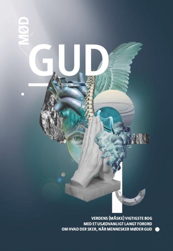 Mød Gud - Daniel Baun - Bog