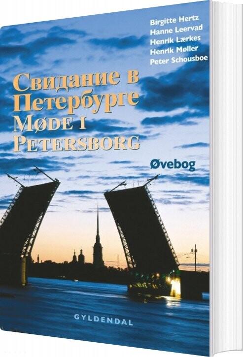 Image of   Møde I Petersborg - Henrik Lærkes - Bog