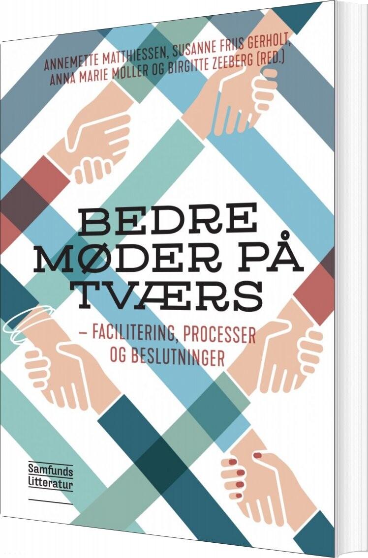 Image of   Bedre Møder På Tværs - Birgitte Zeeberg - Bog