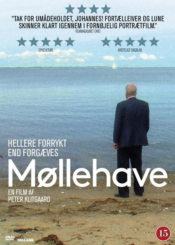 Image of   Johannes Møllehave - Hellere Forrykt End Forgæves - DVD - Film
