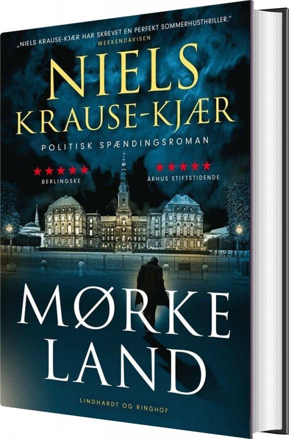 Topmoderne Mørkeland Af Niels Krause-Kjær → Køb bogen billigt her HN-91