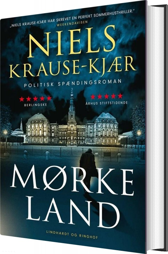 Mørkeland - Niels Krause-kjær - Bog