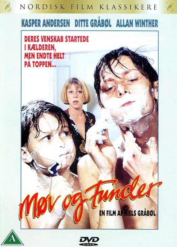 Billede af Møv Og Funder - DVD - Film