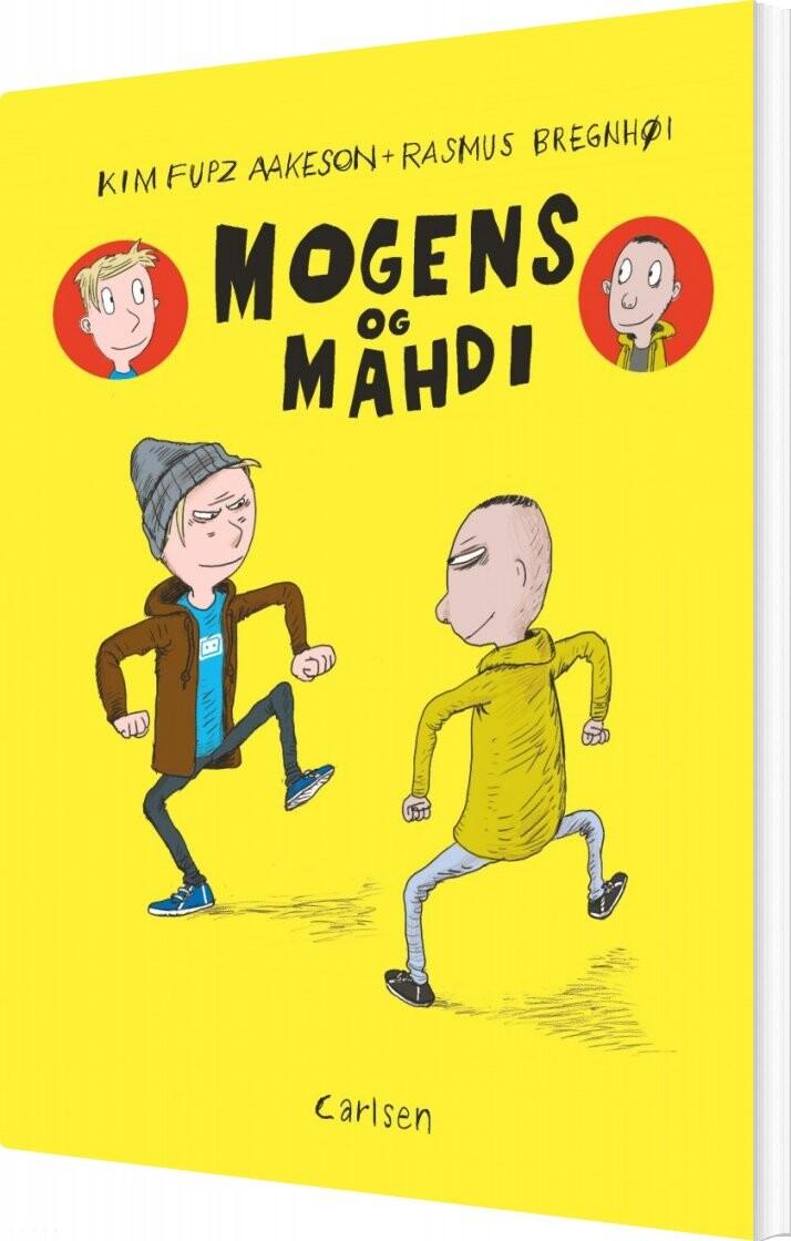 Image of   Mogens Og Mahdi 1 - Kim Fupz Aakeson - Tegneserie