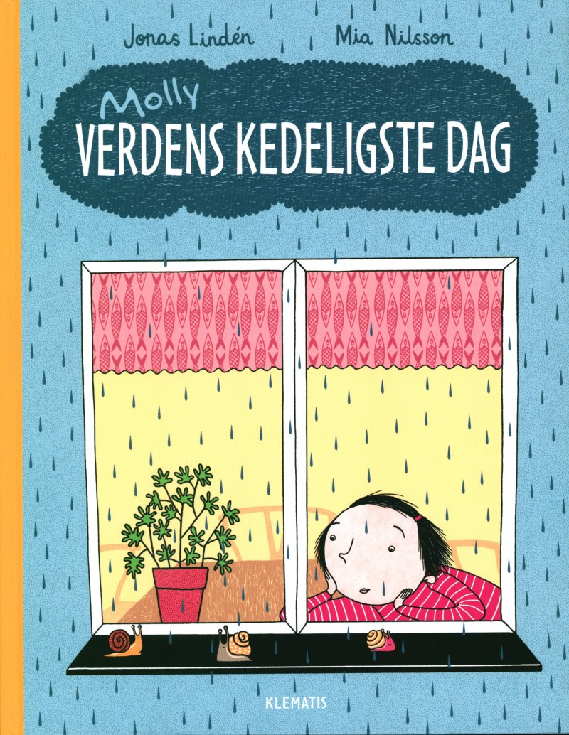 Molly Verdens Kedeligste Dag - Jonas Lindén - Bog