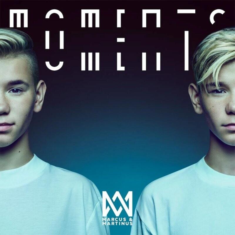 Image of   Marcus Og Martinus - Moments - CD