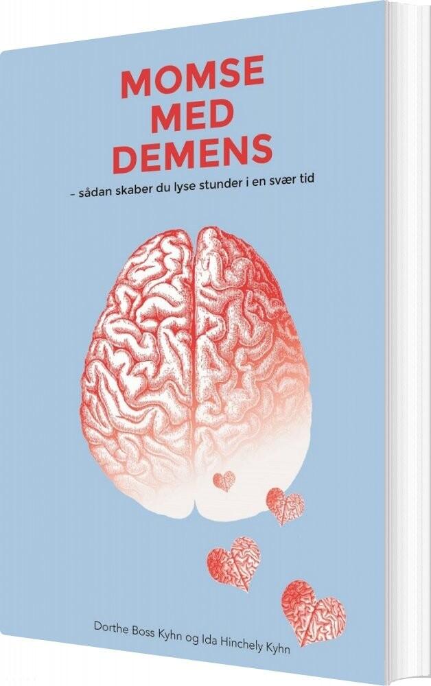 Momse Med Demens - Dorthe Boss Kyhn - Bog