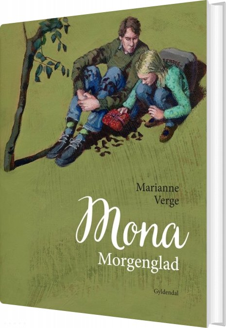 Image of   Mona Morgenglad - Marianne Verge - Bog
