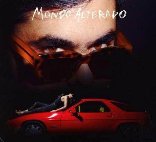 Image of   Rebolledo - Mondo Alterado - Inkl. Cd - Vinyl / LP