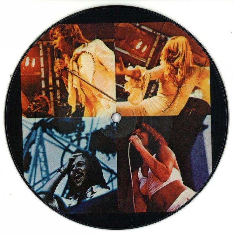 "Image of   Abba - Money Money - 7"" Picture Disc - Vinyl / LP"