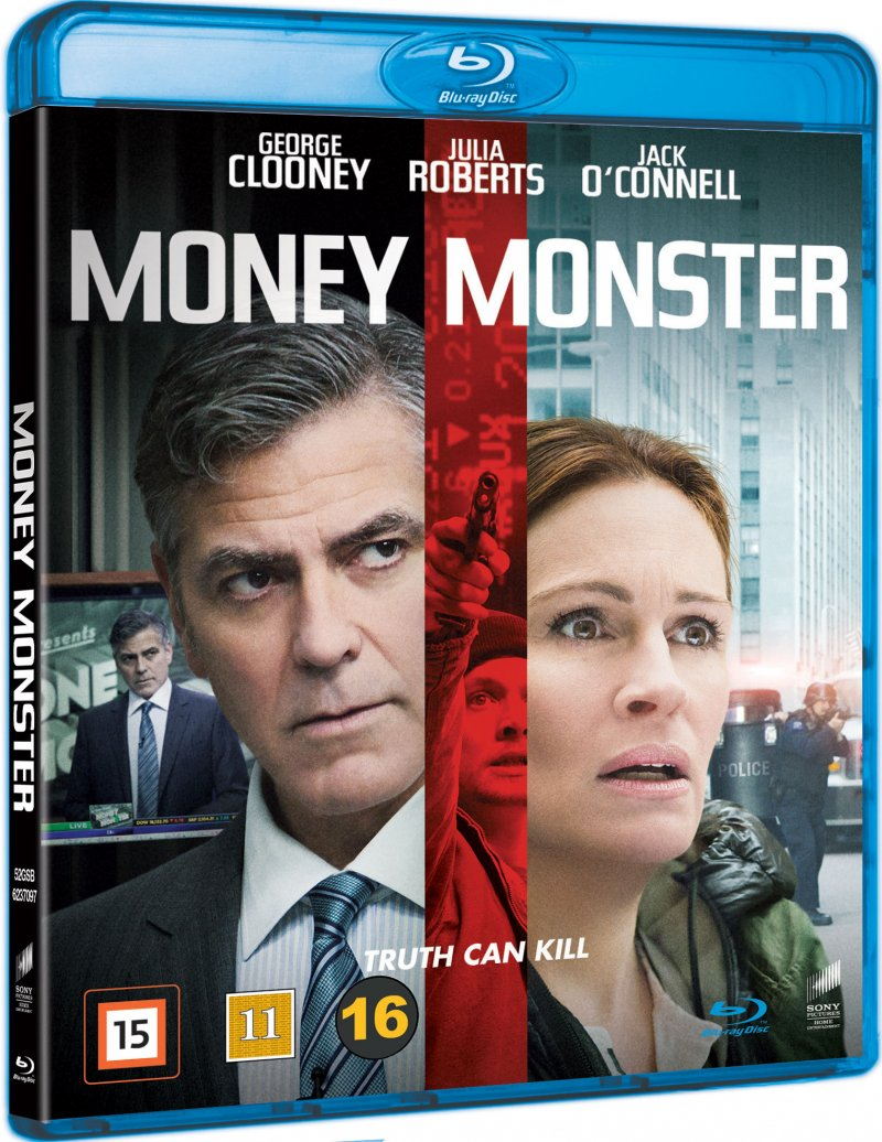 Image of   Money Monster - Blu-Ray