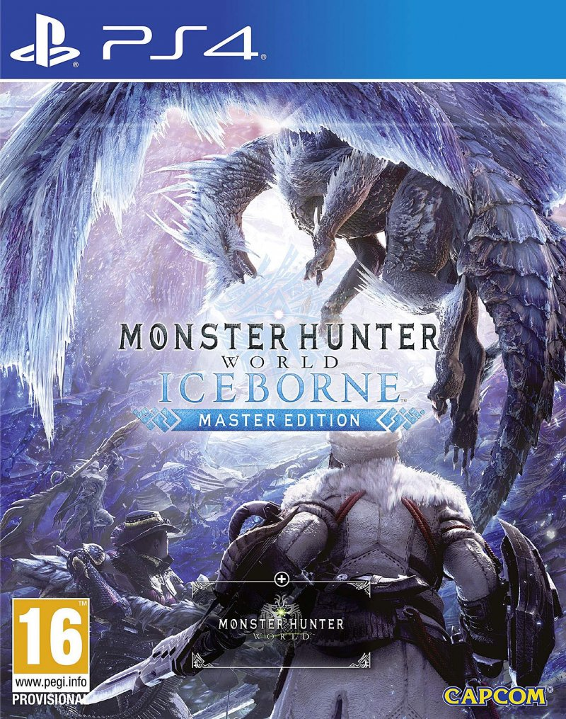 Image of   Monster Hunter World Iceborne: Master Edition - Nordic - PS4