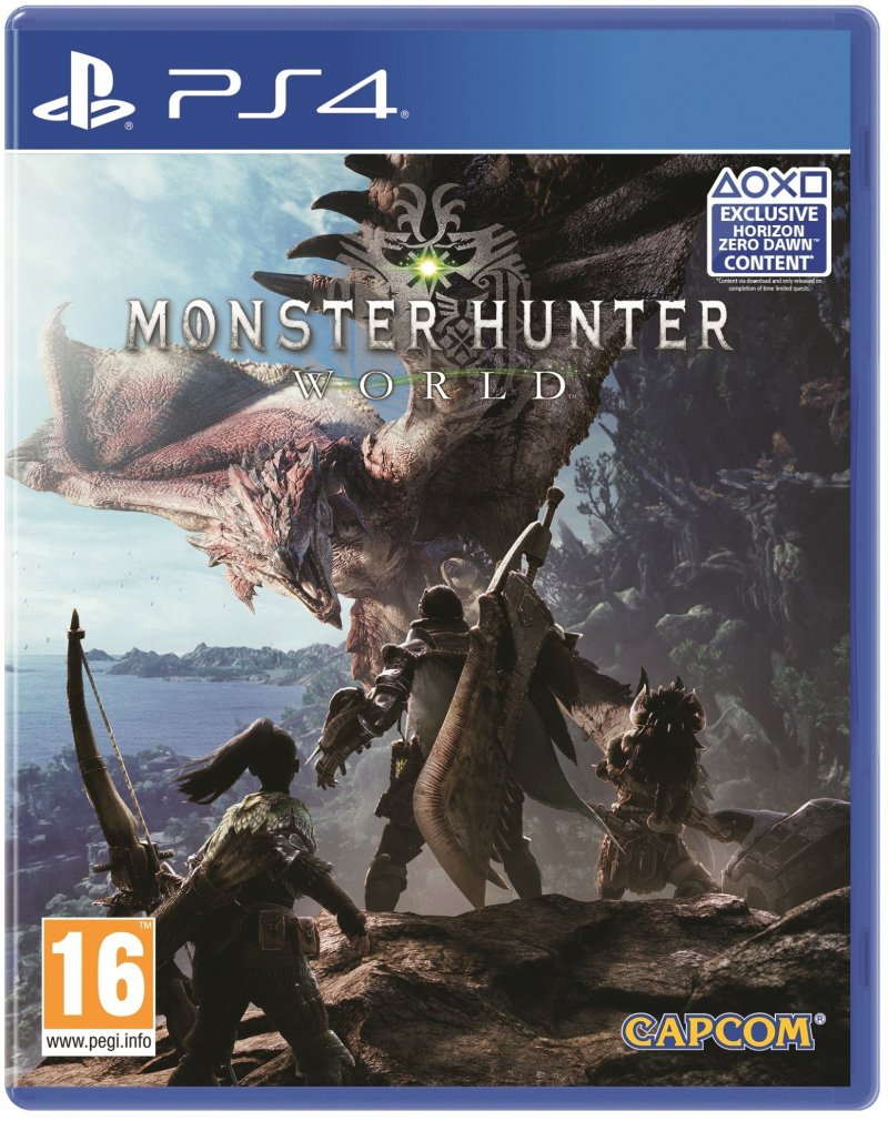 Image of   Monster Hunter: World - PS4