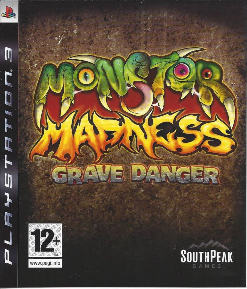 Image of   Monster Madness: Grave Danger - PS3