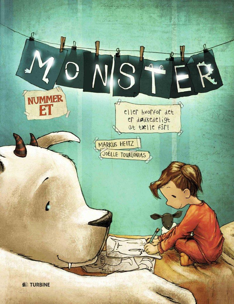 Image of   Monster Nummer Et - Markus Heitz - Bog