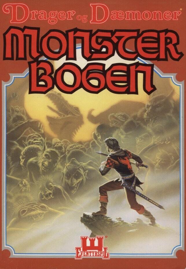 Image of   Monsterbogen - Lars-åke Thor - Bog