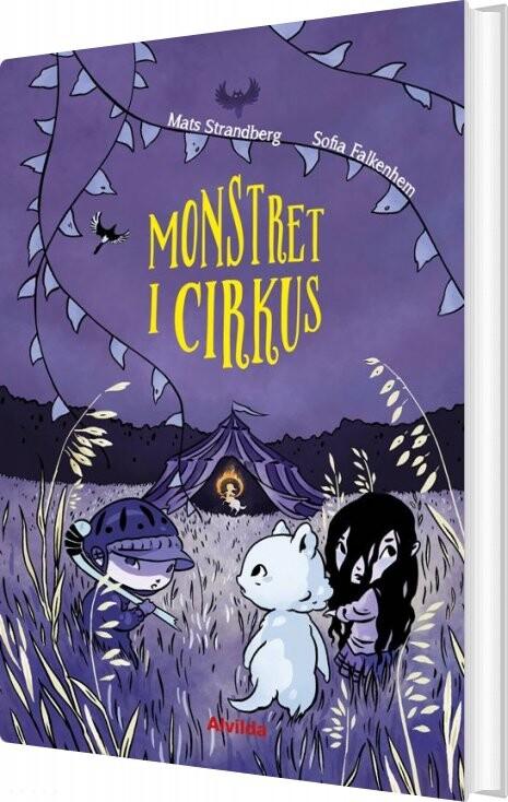 Image of   Monstret I Cirkus - Mats Strandberg - Bog
