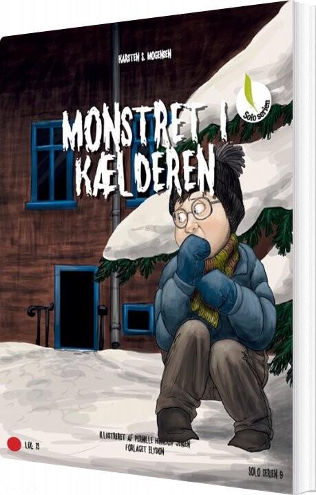 Billede af Monstret I Kælderen - Karsten S. Mogensen - Bog