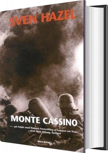 Monte Cassino - Sven Hazel - Bog