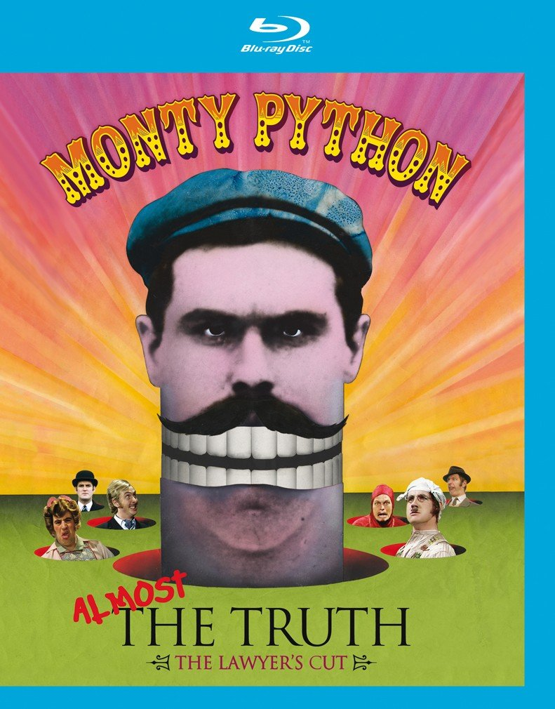Image of   Monty Python - Almost The Truth - The Lawyers Cut - Blu-Ray - Tv-serie