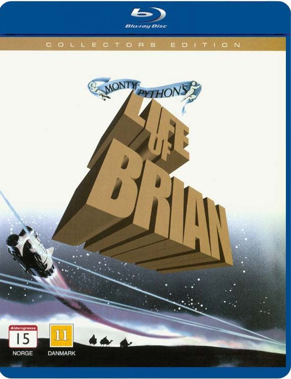 Image of   Monty Python - Life Of Brian - Blu-Ray