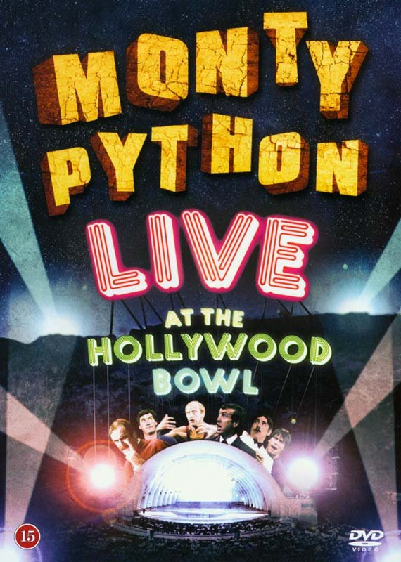 Image of   Monty Python Live At The Hollywood Bowl - DVD - Film