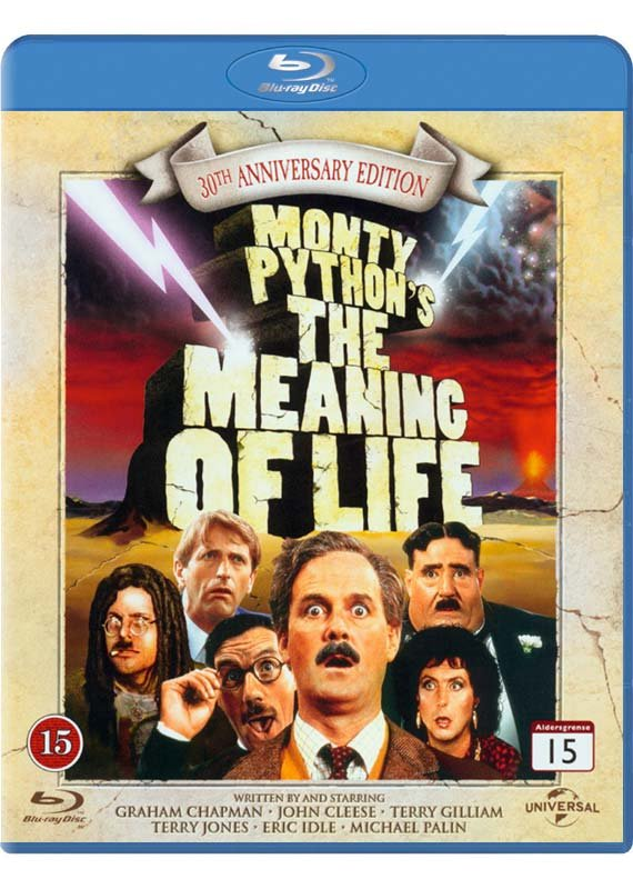 Image of   Monty Python - The Meaning Of Life - Blu-Ray