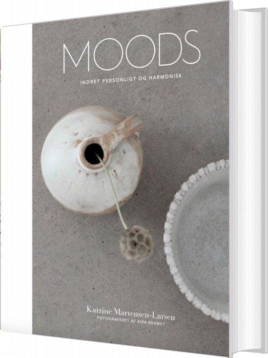 Billede af Moods - Katrine Martensen- Larsen - Bog
