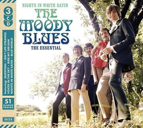 The Moody Blues - Nights In White Satin: The Essential - CD