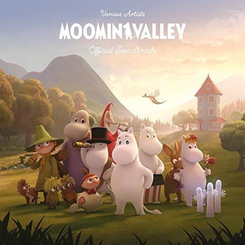 Image of   Moominvalley - CD