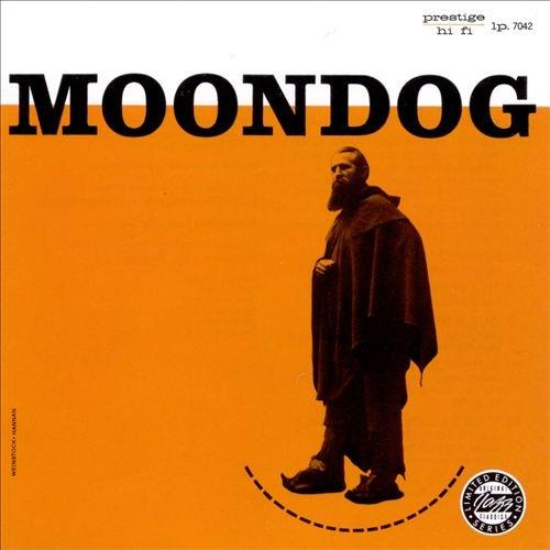 Image of   Moondog - Moondog - Vinyl / LP
