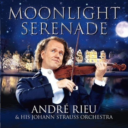 Image of   Andre Rieu - Moonlight Serenade (cd + Dvd) - CD