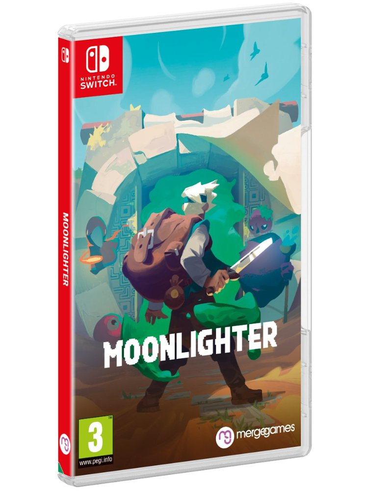 Image of   Moonlighter - Nintendo Switch