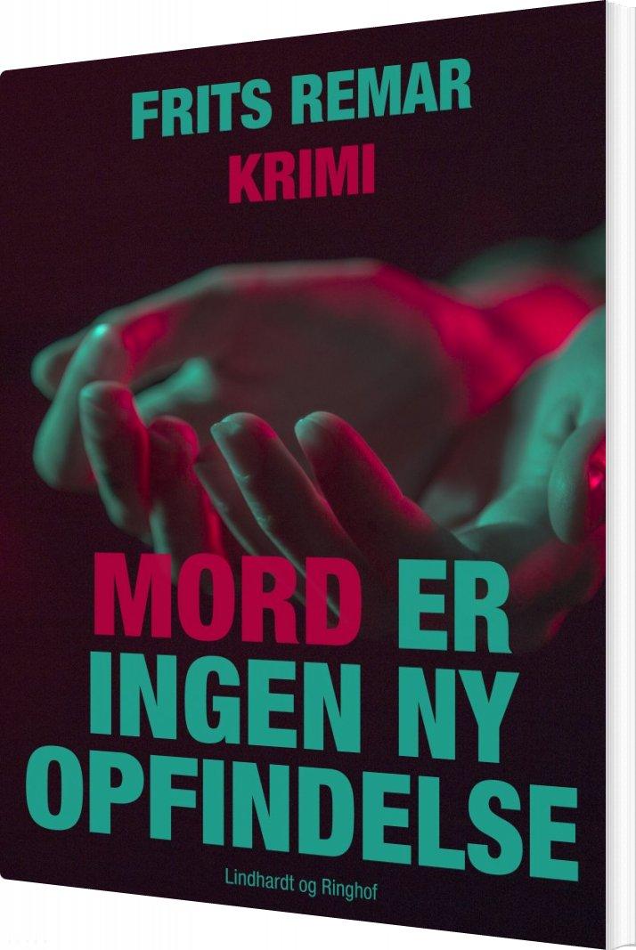 Billede af Mord Er Ingen Ny Opfindelse - Frits Remar - Bog