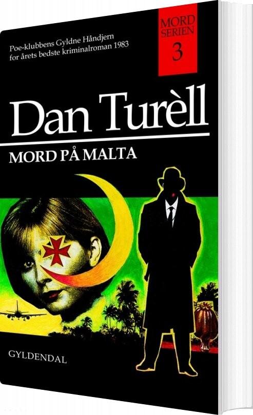 Mord På Malta - Dan Turèll - Bog