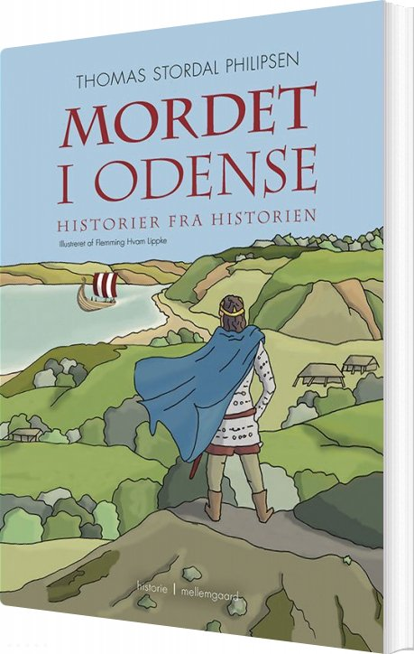 Mordet I Odense - Thomas Stordal Philipsen - Bog