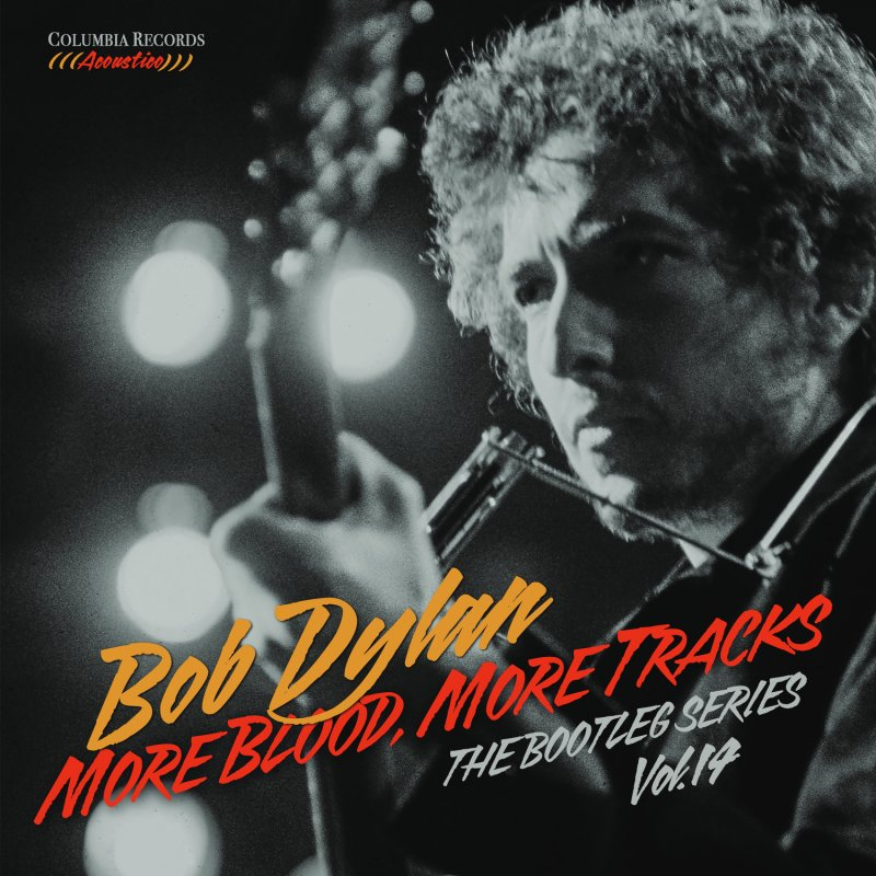 Image of   Bob Dylan - The Bootleg Series 14 - More Blood More Tracks - CD