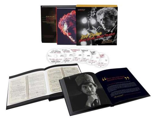 Image of   Bob Dylan - More Bootleg Series 14 - More Blood Tracks - Deluxe Edition - CD