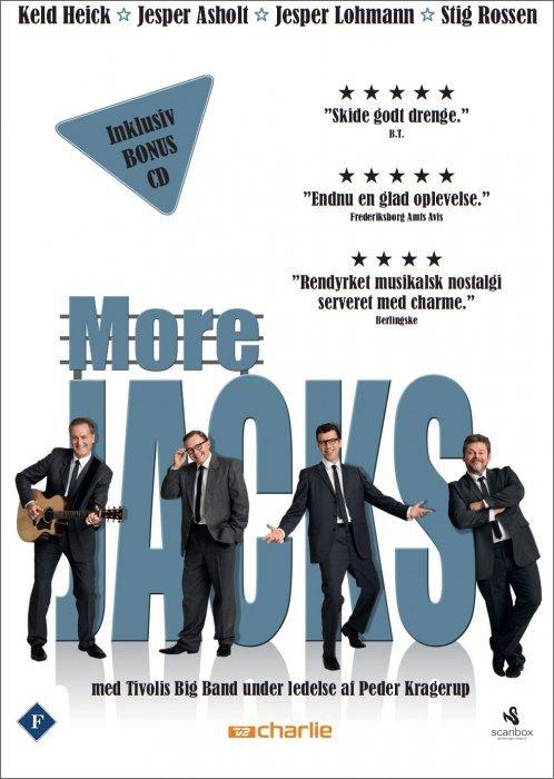 Image of   More Jacks (dvd + Cd) - DVD - Film
