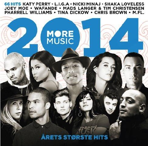 Billede af More Music 2014 - CD