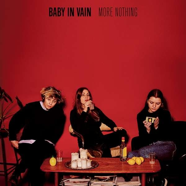 Image of   Baby In Vain - More Nothing - CD