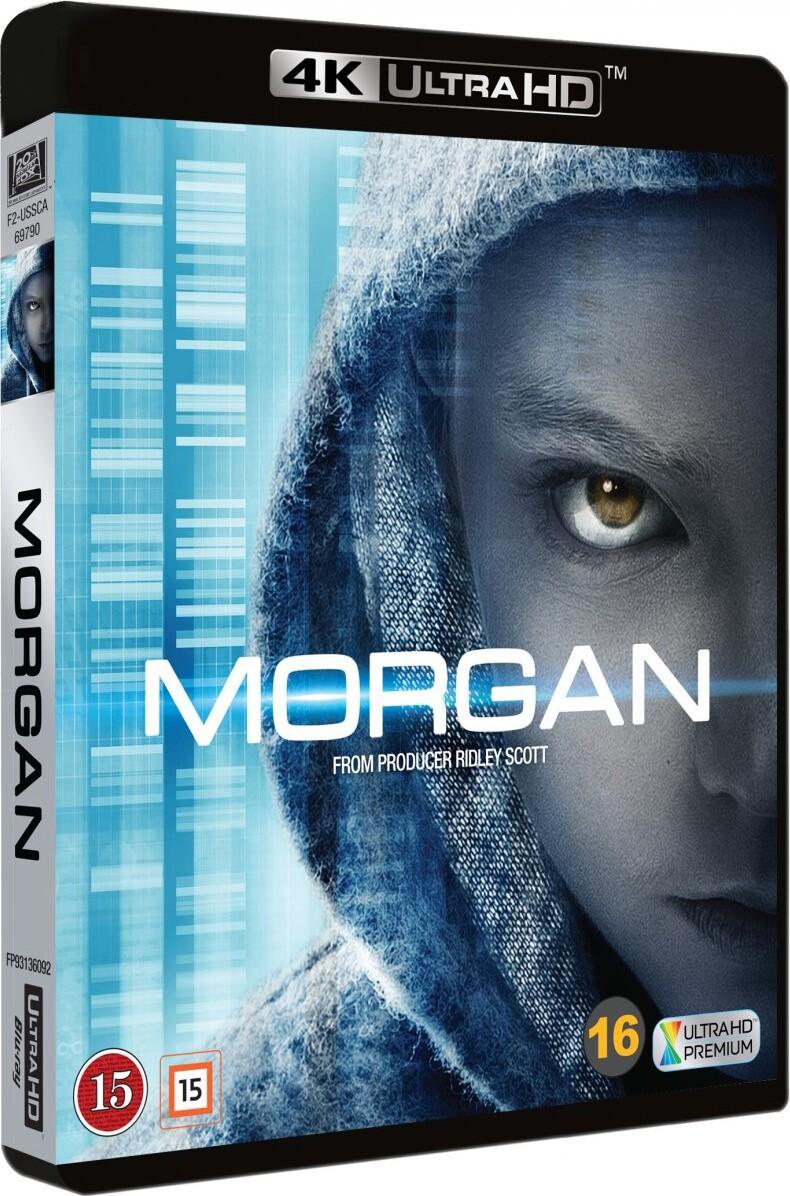 Image of   Morgan - 4K Blu-Ray