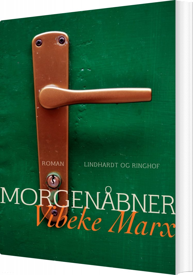 Image of   Morgenåbner - Vibeke Marx - Bog